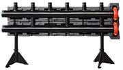 Напольный коллектор на 3 контура, PN 10, мощность 280 Квт