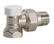 11062100 Luxor easy DS 122 1/2'' вентиль радиатора отопления угловой для стальных труб