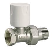 11222700 Luxor easy RD 101 3/4'' вентиль радиатора отопления регулирующий линейный для стальных труб