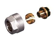 """67841612 Luxor TP 98 16 мм х 2,0 (резьба 3/4"""") резьбозажимное соединение для пластиковых труб"""