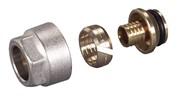 """67841616 Luxor TP 98 16 мм х 2,2 (резьба 3/4"""") резьбозажимное соединение для пластиковых труб"""