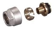 """67841814 Luxor TP 98 18 мм х 2,0 (резьба 3/4"""") резьбозажимное соединение для пластиковых труб"""