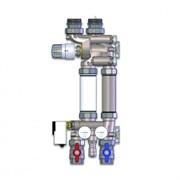 """68764242 Luxor GM 1260 Насосная группа с изменяемым температурным режимом (смесительный контур) G1""""1/4 без насоса соединение для насоса G 1 1/2'' x 180мм"""