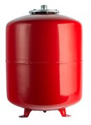 Расширительный бак на отопление 200 л. (цвет красный)