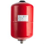Расширительный бак на отопление 18 л. (цвет красный)