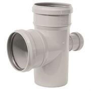 SINIKON Крестовина одноплоскостная для щумопоглащающей канализации 87° D 110xD 110xD 50