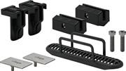 Набор комплектующих для душевого лотка VIEGA Advantix Vario чёрный ( 713072 )