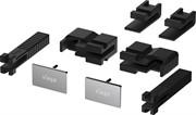Набор комплектующих для дизайн вставки душевого лотка встраиваемого в стену VIEGA Advantix Vario чёрный ( 736620 )