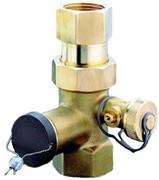 """Колпачковый клапан Oventrop Expa-Con PN10 Ду20 Rp3/4""""Х3/4"""""""