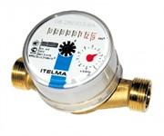 Счетчик холодной воды ITELMA Ду=15мм, L=80мм, Qном=1,5м3/ч, ХВС