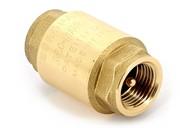 """Клапан обратный пружинный EUROPA 1 1/4"""" с металлическим затвором"""