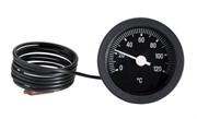 Термометр 52/120°С с капилляром 1000мм и датчиком d 6.5x25 мм