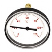 Осевой термометр для насосных групп Поколения 7/8 (красный) ME 58.071.504