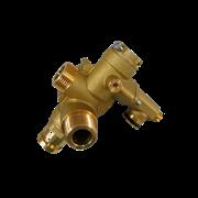3-ходовой клапан/гидравлический переключатель в сборе (Luna/Eco) ( BAXI 607250 )