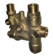 Клапан 3-х ходовой в сборе, без байпасного клапана ( BAXI 5696200 )