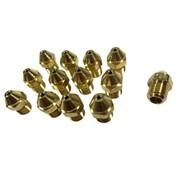 Комплект инжекторов для сж газа 0,69 Nuvola24 ( BAXI 5666940 )
