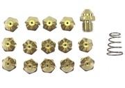 Комплект инжекторов для сж. газа ECO и Luna 280 i ( BAXI 608470 )