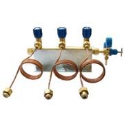 Рампа подачи газа без инжекторов для Slim ( BAXI 3614390 )