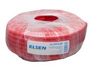 Гофротруба красная FlexLight ELSEN Д20 (наружный Д32)