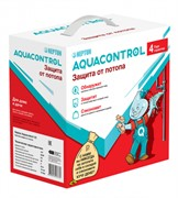 Комплект Neptun Aquacontrol 3/4 (модуль упр.1шт+датч. пров.2шт+кран с эл.привод.220В.2шт)