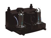 Установка компактная Wilo-HiDrainlift 3-24 для отвода сточных вод (1~230 В, 50 Гц)