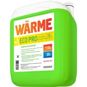 Теплоноситель Warme Eco Pro 30, канистра 10 кг