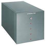 Бойлер косвенного нагрева Vitocell 100-H, CHA 160, серебряный