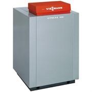 Котёл напольный газовый Vitogas 100-F 84 кВт, тип KO2B, погодозависимое управление VIESSMANN GS1D911