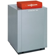 Котёл напольный газовый Vitogas 100-F 132 кВт VIESSMANN GS1D915