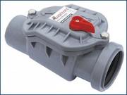 Канализационный обратный клапан ф 50 Capricorn 5000/50