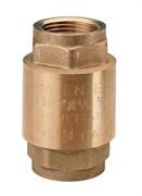 Клапан обратный ITAP 100 EUROPA 3 пружинный муфтовыйс металлическим седлом