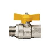 Кран шаровой ITAP 069 London 1 муфта/резьба для газа полнопроходной (бабочка)