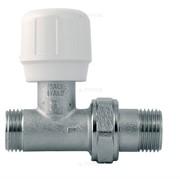 Вентиль ITAP 295 1/2 регулирующий линейный для металлопластиковых труб к соединениям типа Multi-Fit (арт 510)