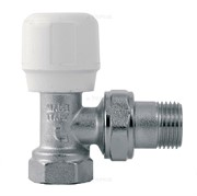 Вентиль ITAP 394 1/2 регулирующий угловой для стальных труб