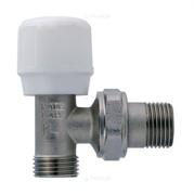 Вентиль ITAP 395 1/2 регулирующий угловой для металлопластиковых труб к соединениям типа Multi-Fit (арт 510)