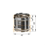 Адаптер ММ (430/0,5 мм) Ф180