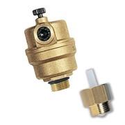 WATTS 10004984Автоматический воздушный клапан Microvent MKV15R1/2 с отсечным клапаном