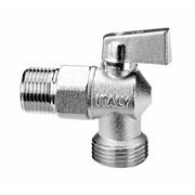 Кран шаровой ITAP 392 1/2 х 3/4 угловой для стиральных машин