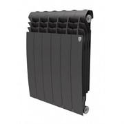 Радиатор Royal Thermo BiLiner 500 new/Noir Sable - 6 секц.