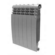 Радиатор Royal Thermo BiLiner 500 new/Silver Satin - 4 секц.