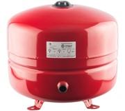 STH-0005-000050 STOUT Расширительный бак на отопление 50 л. (цвет красный)