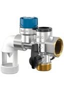 Группа безопасности водонагревателя Flexbrane CE-H  3/4  горизонтальная