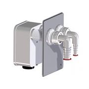 Сифонный блок (сменный) для двух стиральных машин