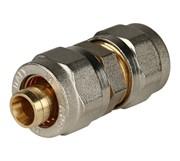 Муфта соединительная 20х20 для металлопластиковых труб винтовой