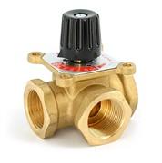 """Трехходовой смесительный клапан UNI-FITT В 1""""1/4 3-ходовой смесительный Kvs 15 ( 360G1550 )"""