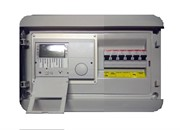 Бокс-сборка с контроллером KROMSCHRODER Е8.1124 (комплект с АЗС)