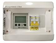 Бокс-сборка c контроллером KROMSCHRODER SmartWeb L, комплект с АЗС