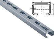 Профиль Walraven BIS RapidRail 30x15 мм WM1 (2м)