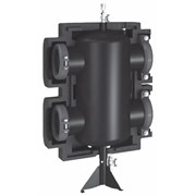 Многофункциональное устройство с функцией гидравлической стрелки, PN10 HZW 100/10
