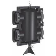 Многофункциональное устройство с функцией гидравлической стрелки, PN10 HZW 200/10
